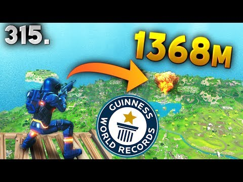 World Record 1368m Kill Fortnite Daily Best Moments Ep 315