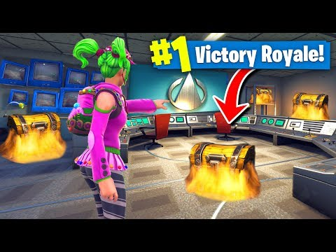 New Secret Chest Locations In Fortnite Battle Royale Season 4